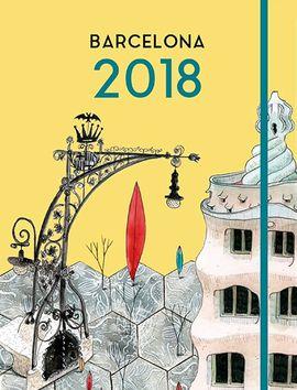 2018 AGENDA BARCELONA -MEDITERRANIA