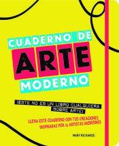 CUADERNO DE ARTE MODERNO
