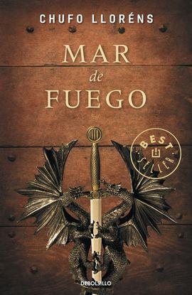 MAR DE FUEGO [BOLSILLO]