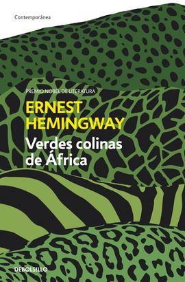 VERDES COLINAS DE AFRICA [BOLSILLO]