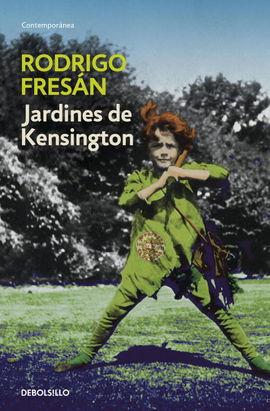JARDINES DE KENSINGTON [BOLSILLO]