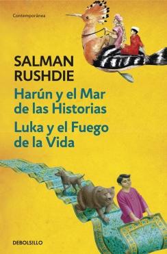 HARUN Y EL MAR DE LAS HISTORIAS / LUKA Y EL FUEGO DE LA VIDA [BOLSILLO]