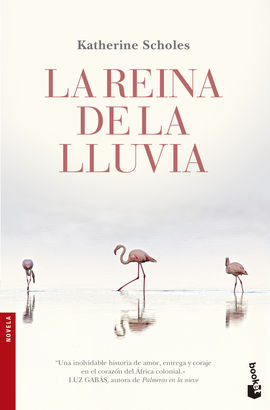 REINA DE LA LLUVIA, LA [BOLSILLO]