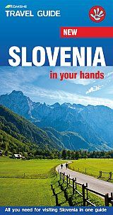SLOVENIA -IN YOUR HANDS -TRAVEL GUIDE KOMSHE