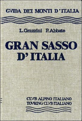 GRAN SASSO D'ITALIA -TOURING CLUB ITALIANO