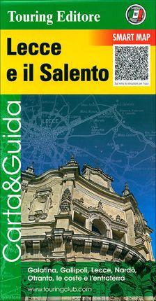 LECCE E IL SALENTO 1:175.000 -TOURING EDITORE