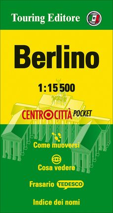 BERLINO 1:15.500 -TOURING CLUB ITALIANO