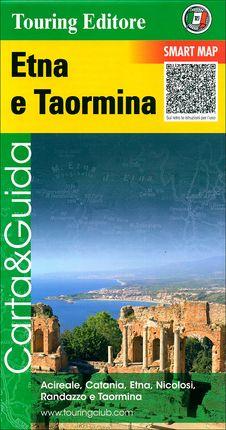 ETNA E TAORMINA 1:175.000 -TOURING EDITORE