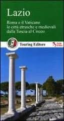 LAZIO -GUIDE D'ITALIA [VERDI]