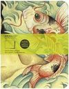2 XLARGE SOFT PLAIN JOURNALS [21,60X28] CARP FISH -MOLESKINE