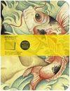 2 XLARGE SOFT SQUARED JOURNALS [21,60X28] CARP FISH -MOLESKINE