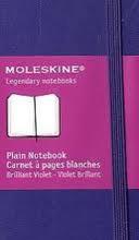 XSMALL PLAIN BRILLIANT VIOLET [6,5X10,5][LISAS] -MOLESKINE