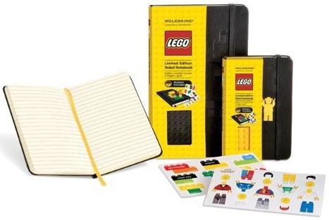 LEGO RULED [9X14] (RAYAS) LIMITED EDITION NOTEBOOK -MOLESKINE