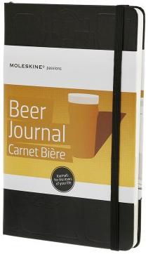 BEER JOURNAL -MOLESKINE PASSIONS