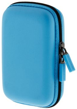 SHELL EXTRA SMALL [BLUE] ESTUCHE MINI AZUL -MOLESKINE