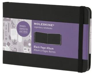 BLACK PAGE ALBUM [14X9][PAGINAS NEGRAS] -MOLESKINE