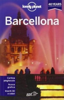 BARCELLONA (ITA) -LONELY PLANET