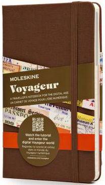 VOYAGEUR TRAVELLER´S NOTEBOOK -MOLESKINE