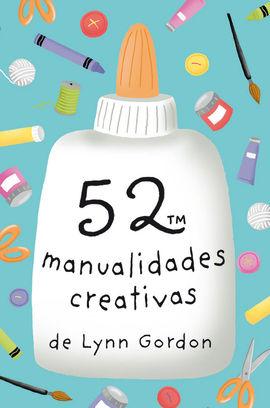 52 MANUALIDADES CREATIVAS [CARTAS]