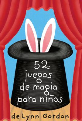 52 JUEGOS DE MAGIA PARA NIÑOS [CARTAS]