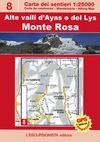 8 MONTE ROSA - ALTE VALLI D'AYAS E DEL LYS