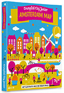 AMSTERDAM (JUNIOR) [MAPA TELA] -CRUMPLED CITY JUNIOR