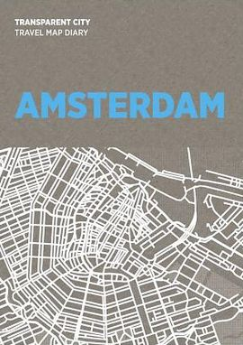 AMSTERDAM. TRANSPARENT CITY MAP -PALOMAR