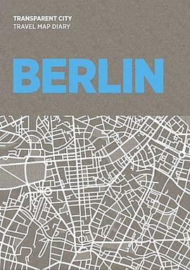 BERLIN. TRANSPARENT CITY MAP -PALOMAR