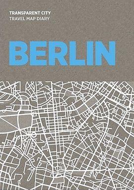 BERLIN. TRANSPARENT CITY MAP -PALOMAR