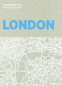 LONDON. TRANSPARENT CITY MAP -PALOMAR