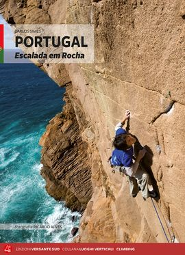 PORTUGAL. ROCK CLIMBS ON THE WESTERN TIP OF EUROPE