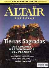 2 TIERRAS SAGRADAS -ESPECIAL REVISTA ALTAIR (2ª EPOCA)