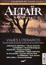 4 VIAJES LITERARIOS -ESPECIAL REVISTA ALTAIR (2ª EPOCA)