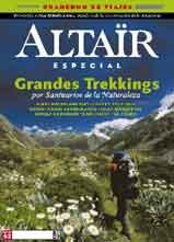 5 GRANDES TREKKINGS -ESPECIAL REVISTA ALTAIR (2ª EPOCA)