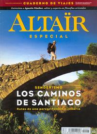 7 LOS CAMINOS DE SANTIAGO -ESPECIAL REVISTA ALTAIR (2ª EPOCA)