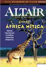 16 AFRICA MITICA -ALTAIR REVISTA (2ª EPOCA)