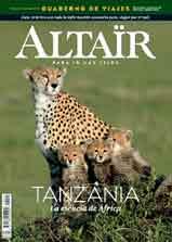 44 TANZANIA -ALTAIR REVISTA (2ª EPOCA)