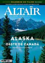 46 ALASKA Y EL OESTE DE CANADA -ALTAIR REVISTA (2ª EPOCA)