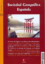 28 SOCIEDAD GEOGRAFICA ESPAÑOLA -REVISTA NOV.2007