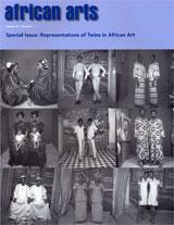 AFRICAN ARTS SPRING 2008. VOL.41 NUMBER 1
