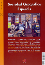 30 SOCIEDAD GEOGRAFICA ESPAÑOLA -REVISTA JULIO 2008