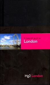 HG2 LONDON