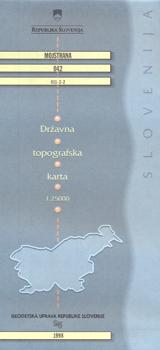 042 MOJSTRANA 1:25.000 -GEODETSKA