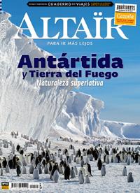 61 ANTARTIDA Y TIERRA DEL FUEGO -ALTAIR REVISTA (2ª EPOCA)