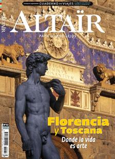 62 FLORENCIA Y TOSCANA -ALTAIR REVISTA (2ª EPOCA)
