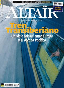 67 TREN TRANSIBERIANO -ALTAIR REVISTA (2ª EPOCA)