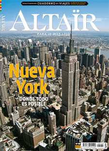 68 NUEVA YORK -ALTAIR REVISTA (2� EPOCA)