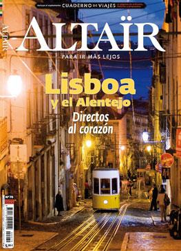 70 LISBOA Y EL ALENTEJO -ALTAIR REVISTA (2ª EPOCA)