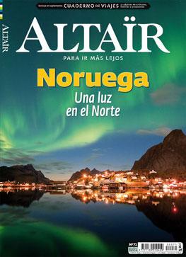 71 NORUEGA -ALTAIR REVISTA (2� EPOCA)