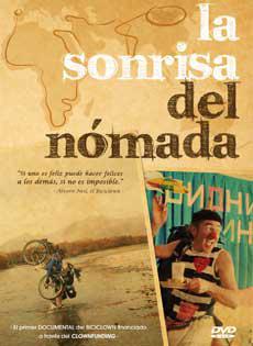 SONRISA DEL NOMADA, LA [DVD]